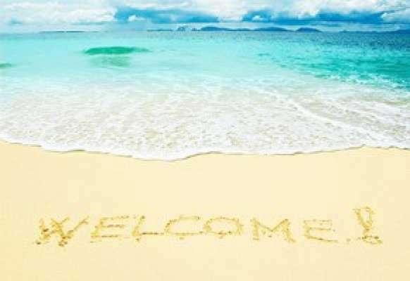 Bienvenue au paradis