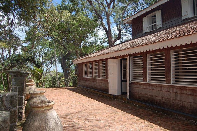 Habitation clément Martinique