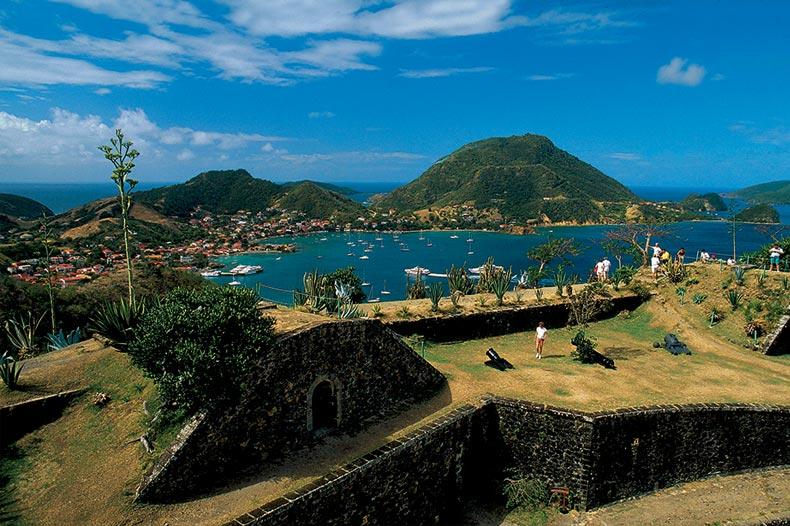 Le Fort Napoléon Les Saintes