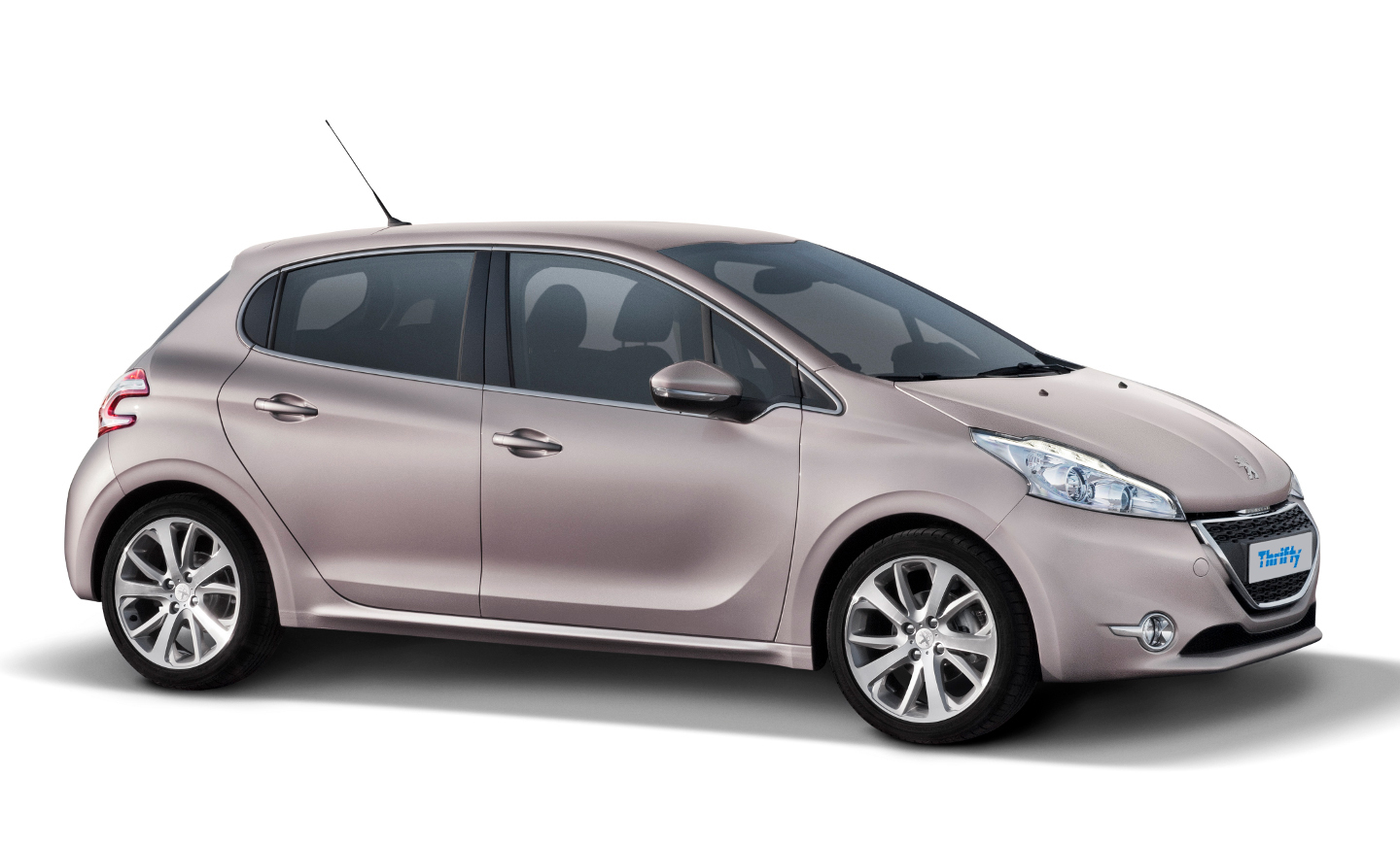 thrifty location voiture 3 Peugeot 208