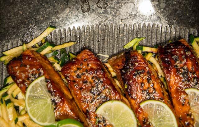 Plat créole cuisiné