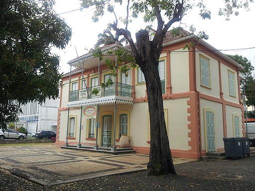 Le musée régional d'histoire et d'ethnographie