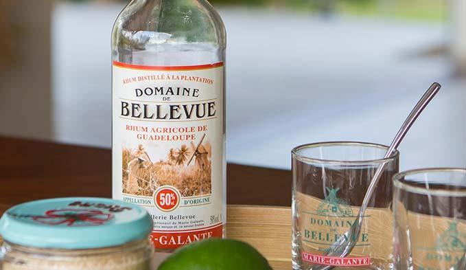 Le Domaine de Bellevue de Marie Galante est le meilleur rhum des connaisseurs !