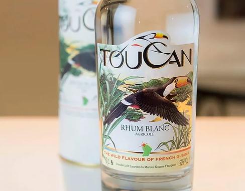 Rhum Toucan de Guyane