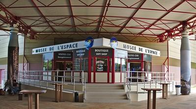 Centre de l'Espace en Guyane