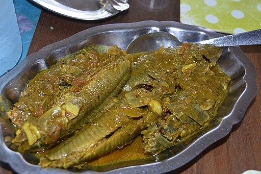 L'Atipa, un plat typique guyanais