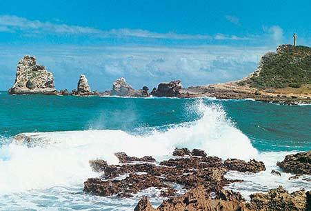 Visitez St François en Guadeloupe avec une voiture de location