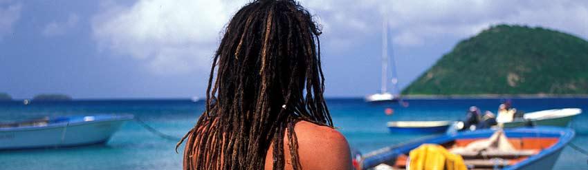 La location d'une voiture est indispensable pour découvrir le meilleur des îles de Guadeloupe