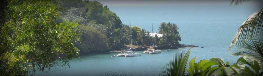 La location d'une voiture vous permet de découvrir le meilleur de la Guyane