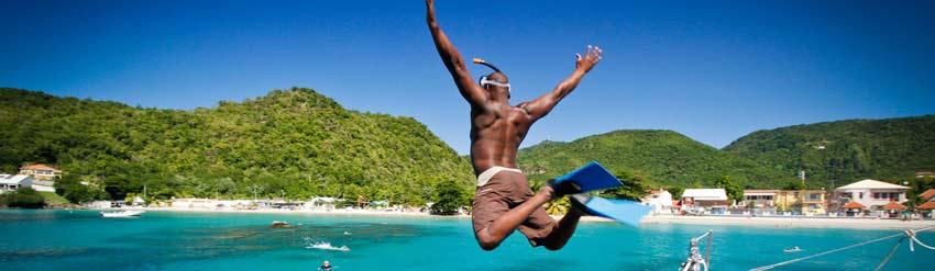 La location d'une voiture est indispensable pour découvrir en profondeur la Martinique